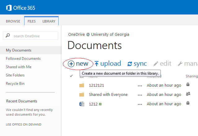 Onedrive For Business Help Desk Support Hds Eits