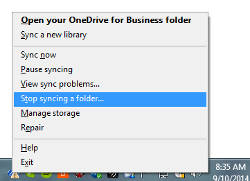 how to stop syncing google drive